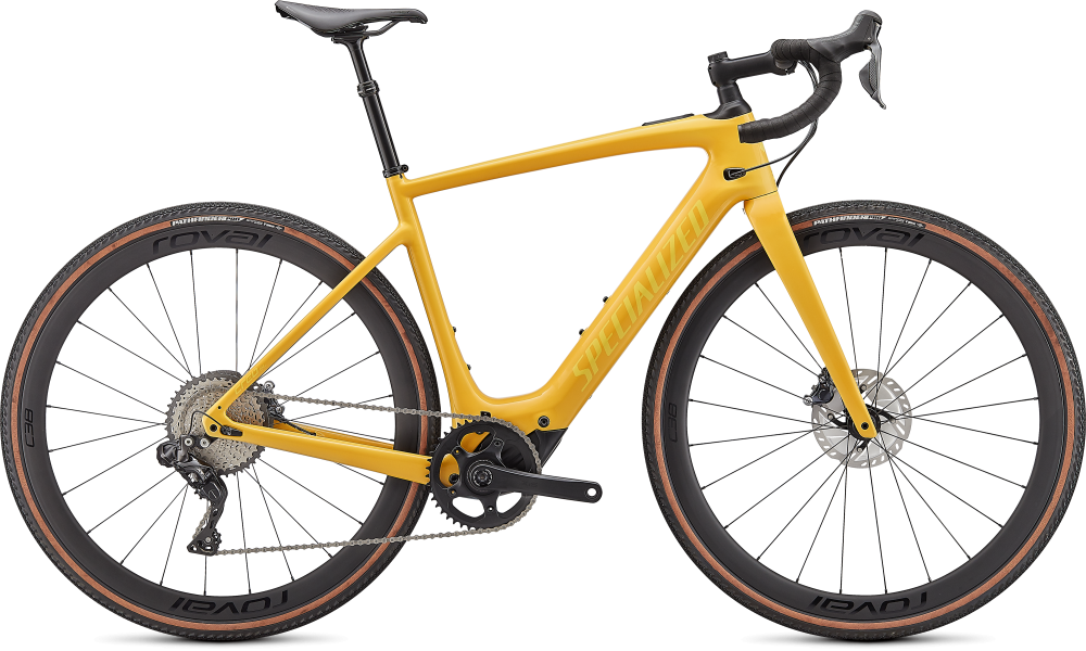Specialized Turbo Creo SL Expert EVO Brassy Yellow/Sunset Yellow L